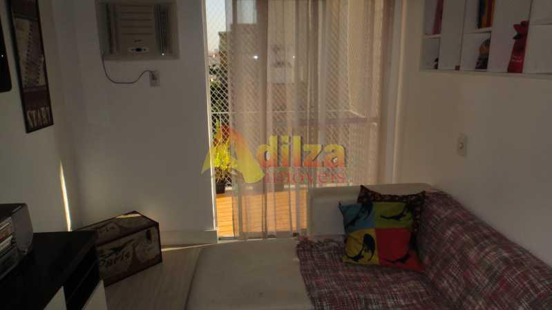 DSC07189 - Apartamento À Venda - Tijuca - Rio de Janeiro - RJ - TIAP20546 - 3
