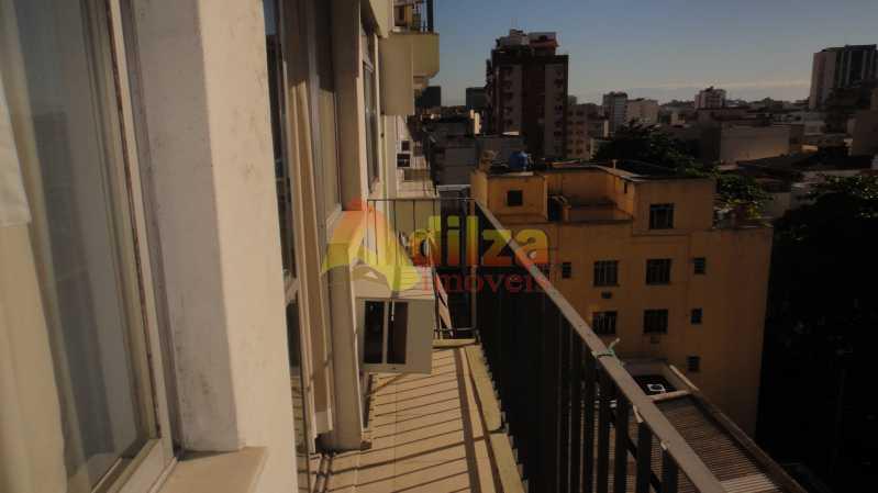 DSC07232 - Apartamento À Venda - Tijuca - Rio de Janeiro - RJ - TIAP20554 - 4