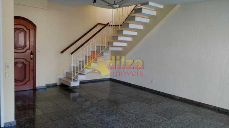 0b81fa1b-cdcb-470a-84b5-2f7e15 - Cobertura à venda Rua Araújo Pena,Tijuca, Rio de Janeiro - R$ 910.000 - TICO40010 - 5
