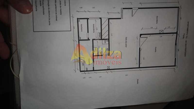 DSC07330 - Apartamento à venda Rua Barão do Bom Retiro,Engenho Novo, Rio de Janeiro - R$ 155.000 - TIAP10169 - 22