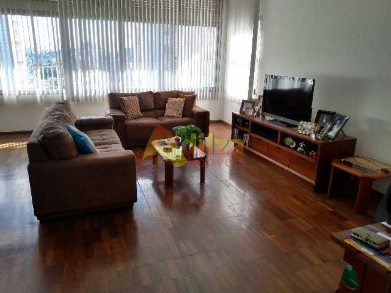 190911038253053 - Apartamento à venda Rua Martins Pena,Tijuca, Rio de Janeiro - R$ 990.000 - TIAP40028 - 1