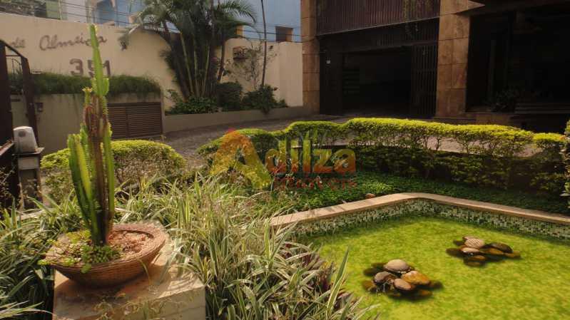 DSC07463 - Apartamento À Venda - Tijuca - Rio de Janeiro - RJ - TIAP30249 - 31