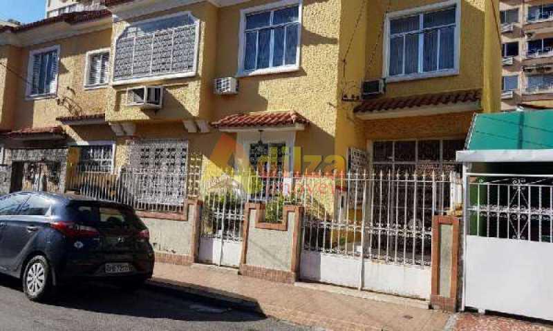 db325fc3be63c58dd5a956af970045 - Casa à venda Rua Agostinho Menezes,Andaraí, Rio de Janeiro - R$ 1.000.000 - TICA40011 - 1