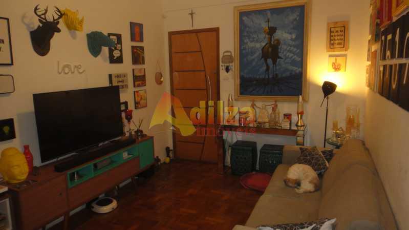 DSC07467 - Apartamento À Venda - Tijuca - Rio de Janeiro - RJ - TIAP10170 - 5