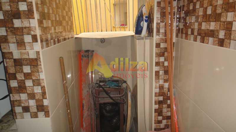 DSC07537 - Apartamento à venda Rua Haddock Lobo,Tijuca, Rio de Janeiro - R$ 295.000 - TIAP10172 - 8