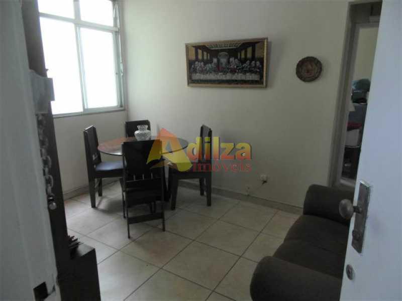 056905104925296 - Apartamento à venda Rua Mariz e Barros,Tijuca, Rio de Janeiro - R$ 315.000 - TIAP10176 - 1