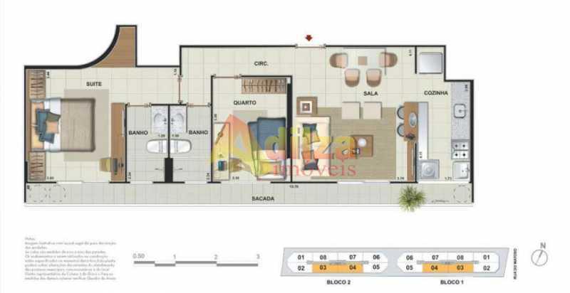5c5ab5a6c77e82fc58c6f2946910de - Apartamento Rua do Matoso,Tijuca,Rio de Janeiro,RJ À Venda,2 Quartos,63m² - TIAP20586 - 18