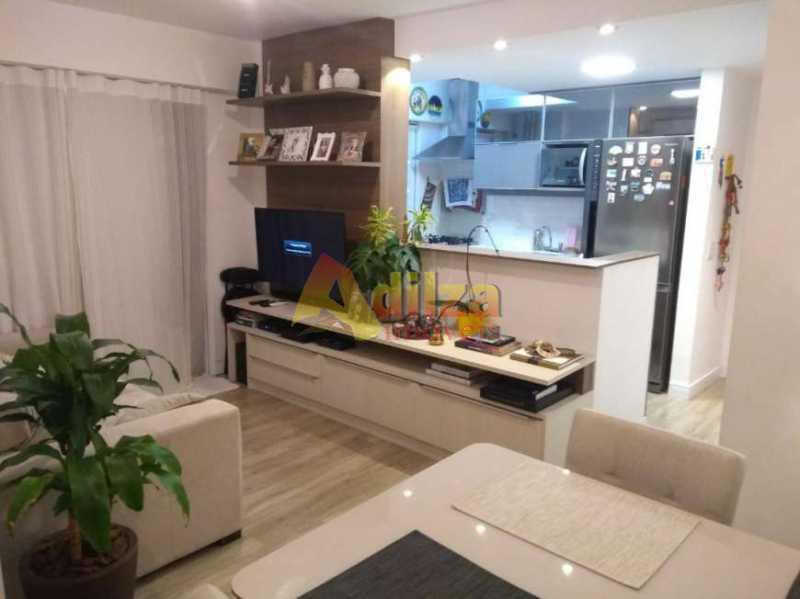 9fa76a6b49c2374ddd09b70ff26cb1 - Apartamento Rua do Matoso,Tijuca,Rio de Janeiro,RJ À Venda,2 Quartos,63m² - TIAP20586 - 1