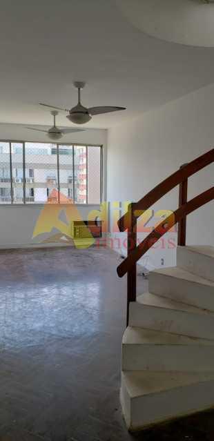 WhatsApp Image 2020-01-10 at 1 - Cobertura Rua Haddock Lobo,Tijuca, Rio de Janeiro, RJ À Venda, 3 Quartos, 160m² - TICO30025 - 1