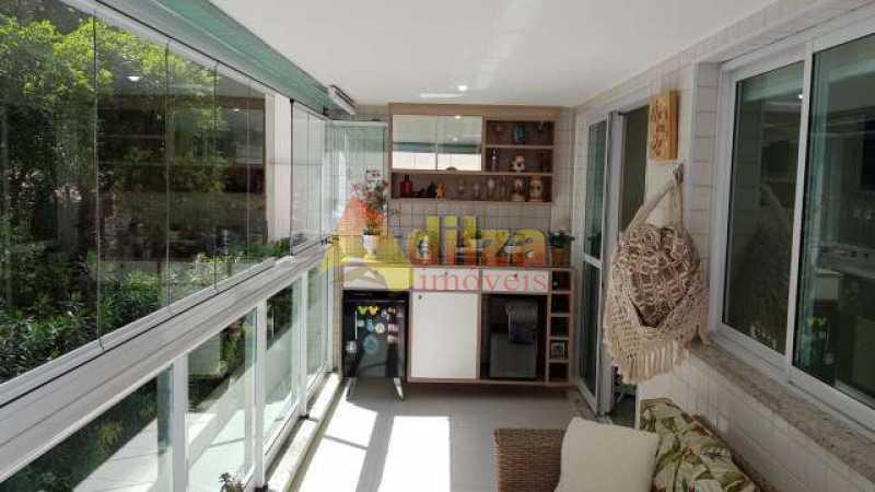 382dd9242b1c4a5a12cdbf7e9406f5 - Apartamento À Venda - Tijuca - Rio de Janeiro - RJ - TIAP30274 - 1
