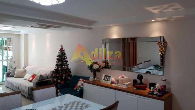 011979b91afb1299bb5173d4e96779 - Apartamento À Venda - Tijuca - Rio de Janeiro - RJ - TIAP30274 - 5