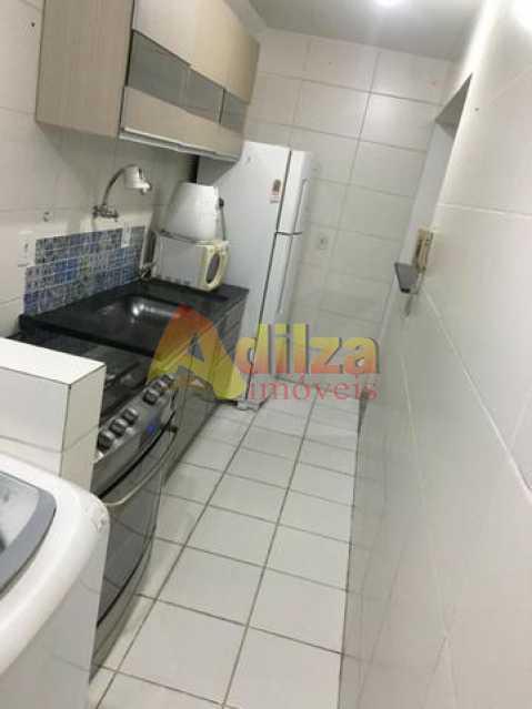 521921118987365 - Apartamento à venda Rua Barão de Itapagipe,Rio Comprido, Rio de Janeiro - R$ 390.000 - TIAP20594 - 14