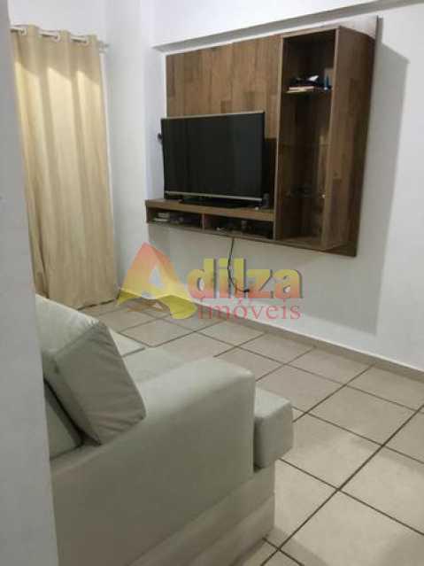 523921116034003 - Apartamento à venda Rua Barão de Itapagipe,Rio Comprido, Rio de Janeiro - R$ 390.000 - TIAP20594 - 6