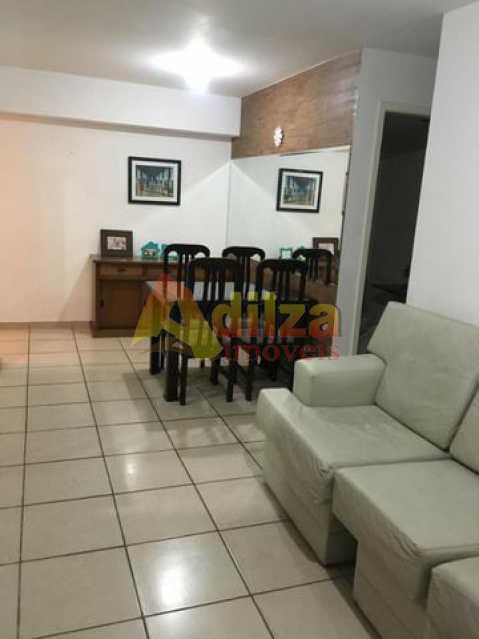 525921119815981 - Apartamento à venda Rua Barão de Itapagipe,Rio Comprido, Rio de Janeiro - R$ 390.000 - TIAP20594 - 1