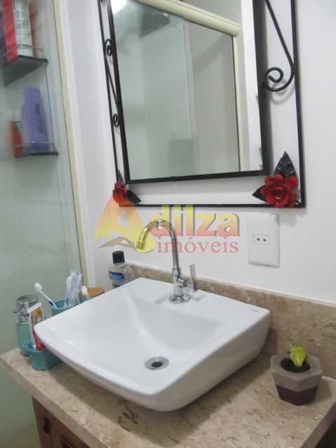 Banheiro social 2 - Apartamento à venda Rua Ibituruna,Maracanã, Rio de Janeiro - R$ 535.000 - TIAP20602 - 7