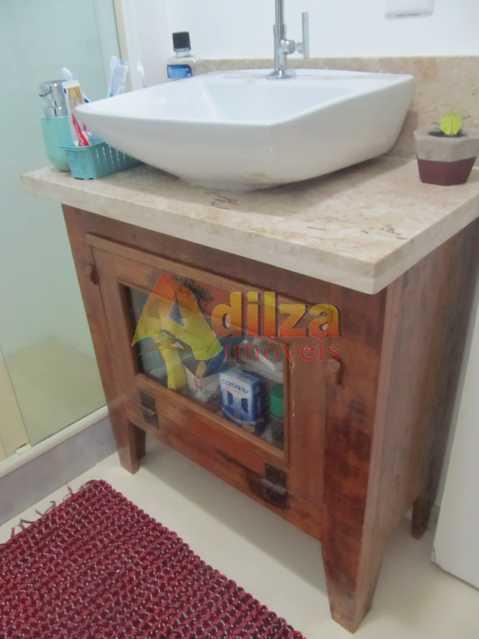 Banheiro social 3 - Apartamento à venda Rua Ibituruna,Maracanã, Rio de Janeiro - R$ 535.000 - TIAP20602 - 10