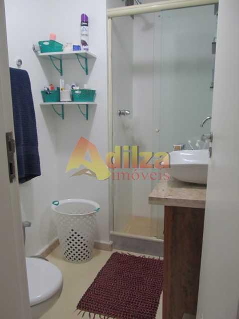 Banheiro social - Apartamento à venda Rua Ibituruna,Maracanã, Rio de Janeiro - R$ 535.000 - TIAP20602 - 9