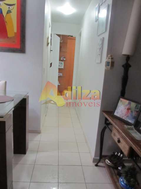 Corredor - Apartamento à venda Rua Ibituruna,Maracanã, Rio de Janeiro - R$ 535.000 - TIAP20602 - 4
