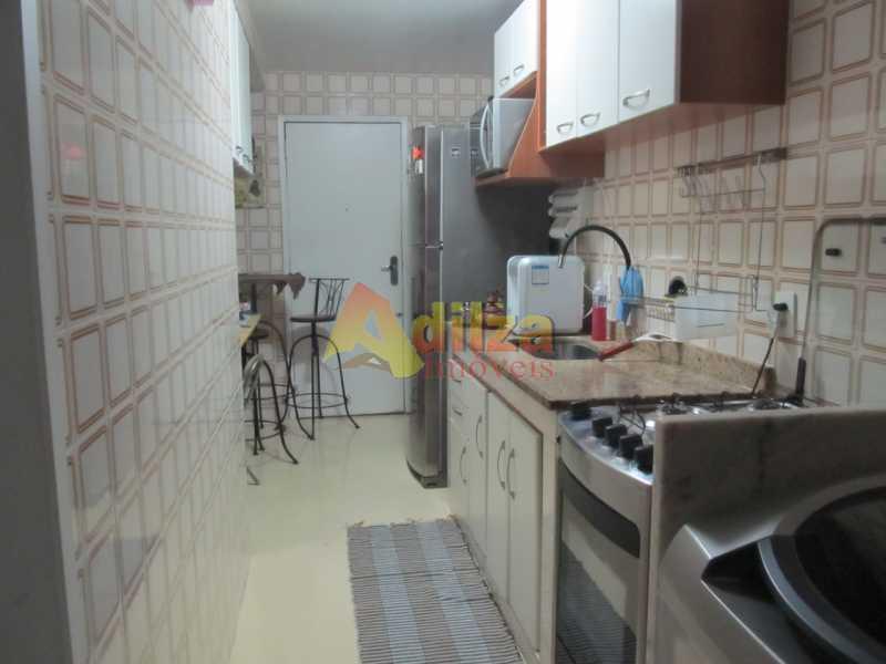 Cozinha 01 - Apartamento à venda Rua Ibituruna,Maracanã, Rio de Janeiro - R$ 535.000 - TIAP20602 - 15