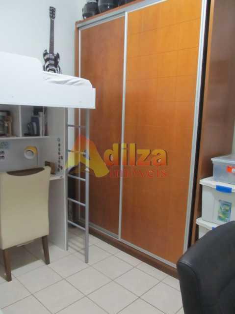 Quarto solteiro 2 - Apartamento à venda Rua Ibituruna,Maracanã, Rio de Janeiro - R$ 535.000 - TIAP20602 - 13