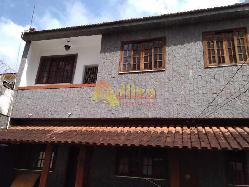 WhatsApp Image 2020-03-05 at 1 - Casa de Vila à venda Rua São Francisco Xavier,Maracanã, Rio de Janeiro - R$ 580.000 - TICV30018 - 1