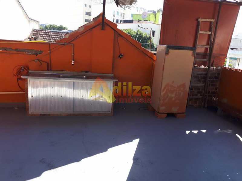 WhatsApp Image 2020-06-10 at 1 - Casa de Vila à venda Rua Aristides Lobo,Rio Comprido, Rio de Janeiro - R$ 350.000 - TICV30019 - 6
