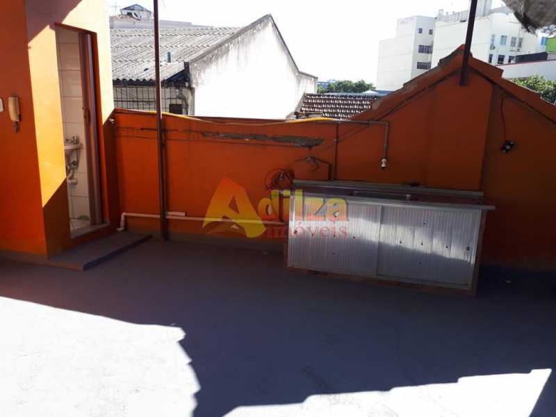 WhatsApp Image 2020-06-10 at 1 - Casa de Vila à venda Rua Aristides Lobo,Rio Comprido, Rio de Janeiro - R$ 350.000 - TICV30019 - 5