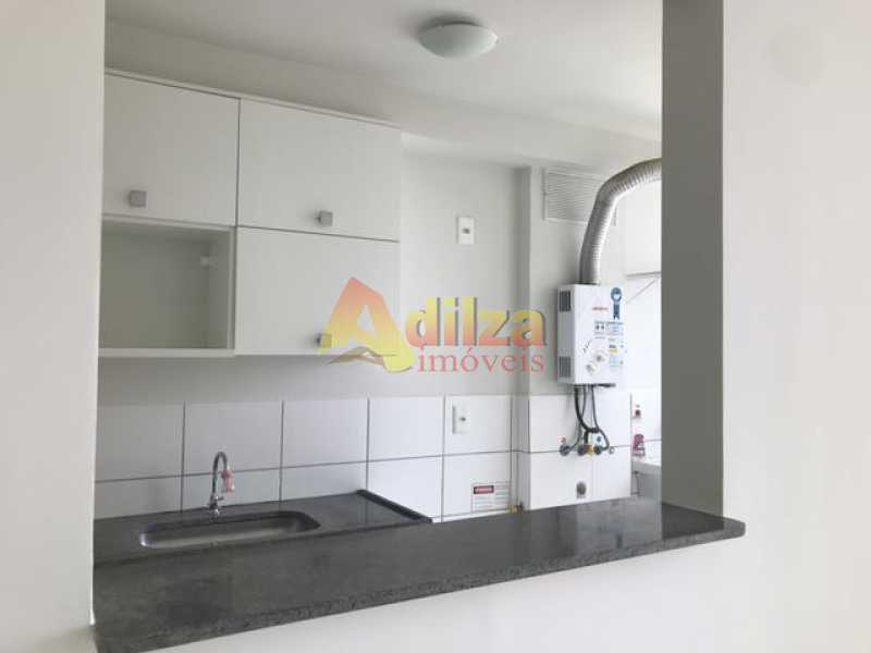 677004012498296 - Apartamento à venda Rua Aristides Lobo,Rio Comprido, Rio de Janeiro - R$ 340.000 - TIAP20612 - 5