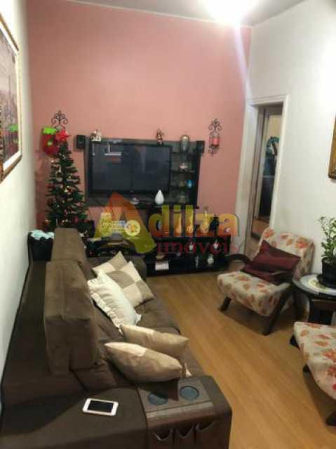 626001008285166 - Apartamento à venda Rua Campos da Paz,Rio Comprido, Rio de Janeiro - R$ 250.000 - TIAP20622 - 1