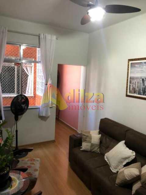 629001005047109 - Apartamento à venda Rua Campos da Paz,Rio Comprido, Rio de Janeiro - R$ 250.000 - TIAP20622 - 3