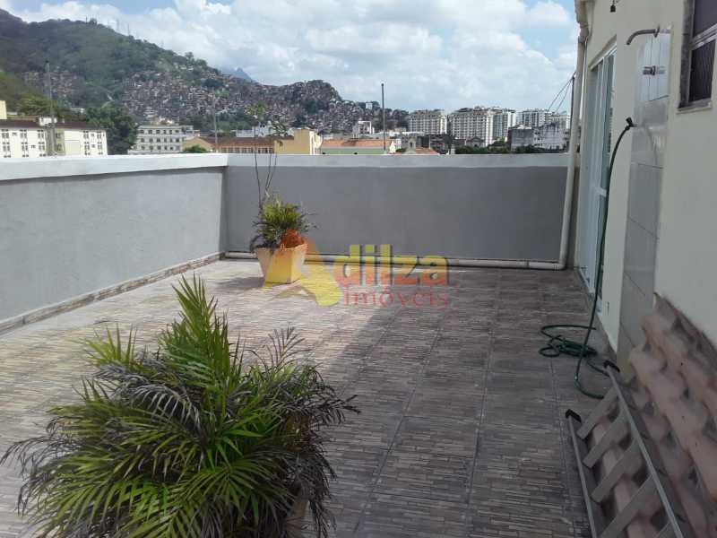 WhatsApp Image 2020-09-16 at 1 - Cobertura à venda Rua Itapiru,Rio Comprido, Rio de Janeiro - R$ 350.000 - TICO30027 - 1