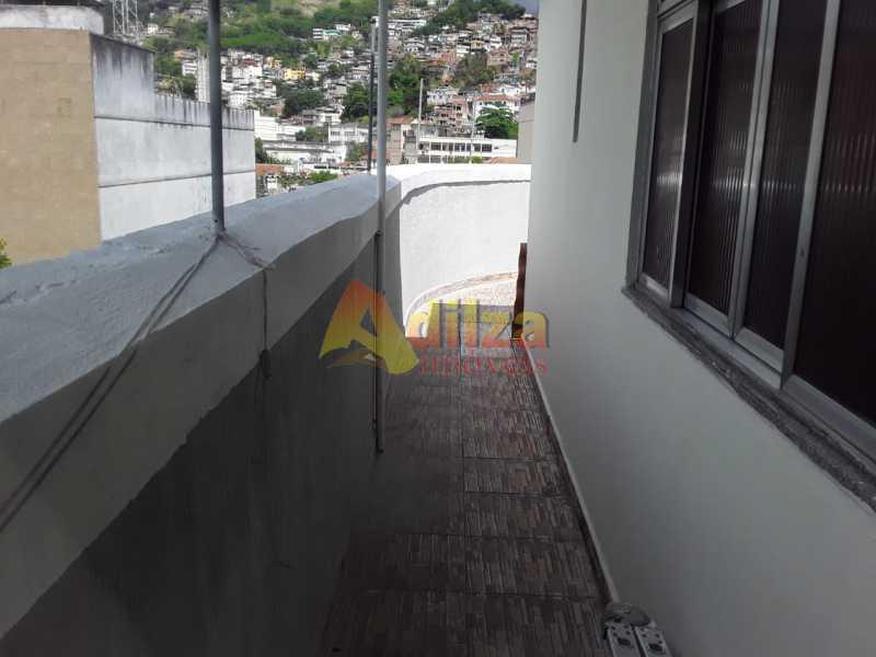 WhatsApp Image 2020-09-16 at 1 - Cobertura à venda Rua Itapiru,Rio Comprido, Rio de Janeiro - R$ 350.000 - TICO30027 - 8