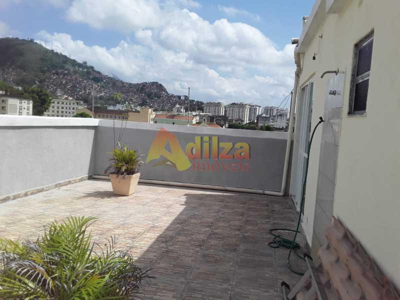 WhatsApp Image 2020-09-16 at 1 - Cobertura à venda Rua Itapiru,Rio Comprido, Rio de Janeiro - R$ 350.000 - TICO30027 - 6