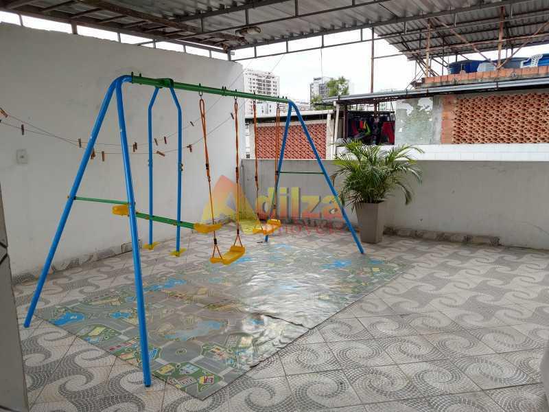 IMG_20191121_160953784_HDR - Casa de Vila à venda Rua Pereira de Almeida,Tijuca, Rio de Janeiro - R$ 580.000 - TICV30020 - 9