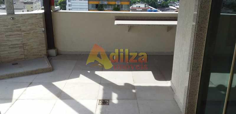 WhatsApp Image 2021-02-08 at 1 - Cobertura à venda Rua Lúcio de Mendonça,Maracanã, Rio de Janeiro - R$ 1.050.000 - TICO30028 - 19