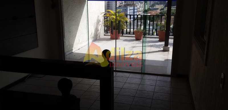 WhatsApp Image 2021-02-08 at 1 - Cobertura à venda Rua Lúcio de Mendonça,Maracanã, Rio de Janeiro - R$ 1.050.000 - TICO30028 - 1