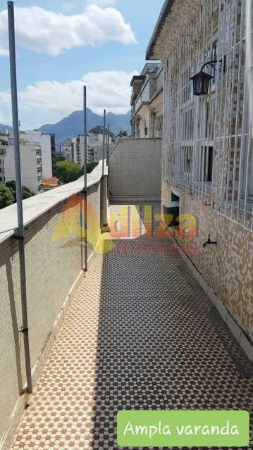 WhatsApp Image 2021-02-08 at 1 - Cobertura à venda Rua Mariz e Barros,Tijuca, Rio de Janeiro - R$ 680.000 - TICO30029 - 1