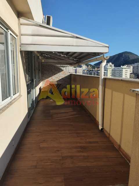 WhatsApp Image 2021-04-19 at 1 - Cobertura à venda Rua Muniz Barreto,Botafogo, Rio de Janeiro - R$ 2.200.000 - TICO30030 - 30