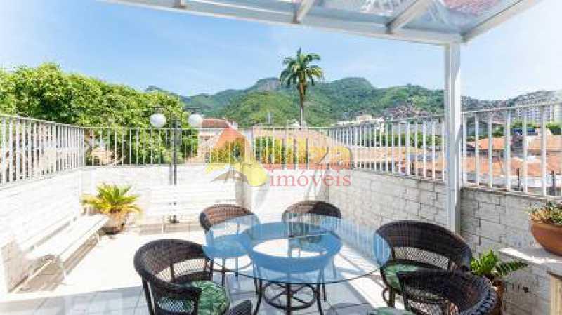 de62db97d09c19579ae89d41c55d04 - Cobertura à venda Rua Campos da Paz,Rio Comprido, Rio de Janeiro - R$ 380.000 - TICO30031 - 4
