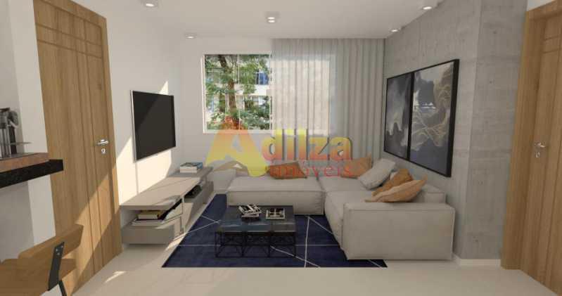 fotos-23 - Casa de Vila à venda Rua Carlos de Vasconcelos,Tijuca, Rio de Janeiro - R$ 1.150.000 - TICV50002 - 9