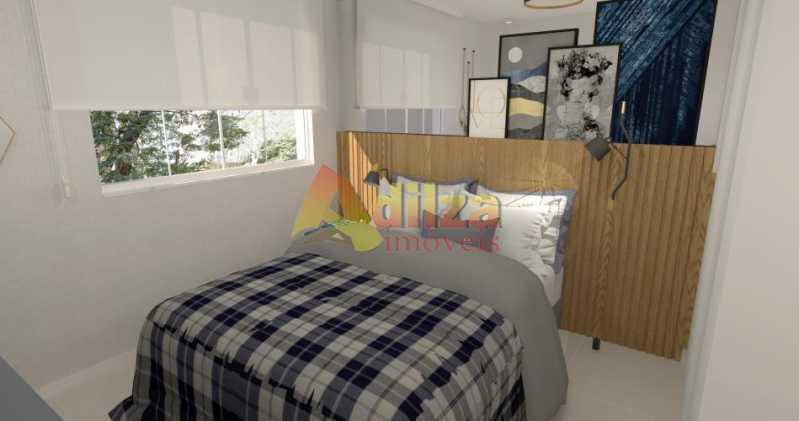fotos-29 - Casa de Vila à venda Rua Carlos de Vasconcelos,Tijuca, Rio de Janeiro - R$ 1.150.000 - TICV50002 - 13