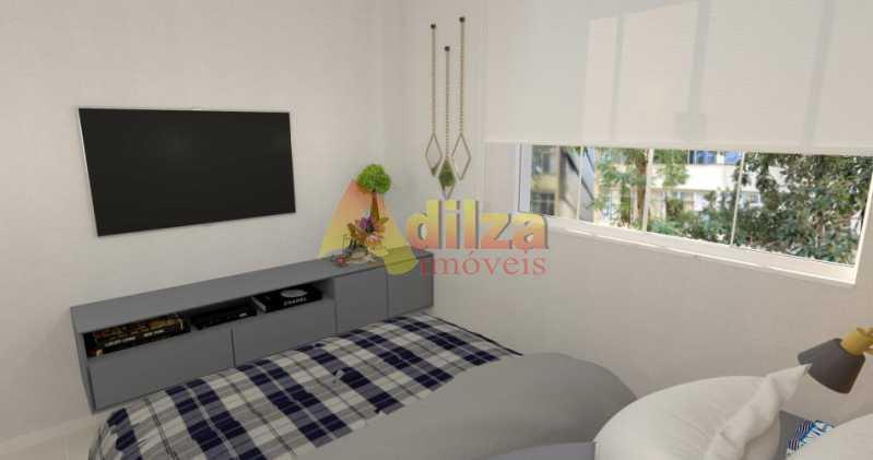 fotos-31 - Casa de Vila à venda Rua Carlos de Vasconcelos,Tijuca, Rio de Janeiro - R$ 1.150.000 - TICV50002 - 15
