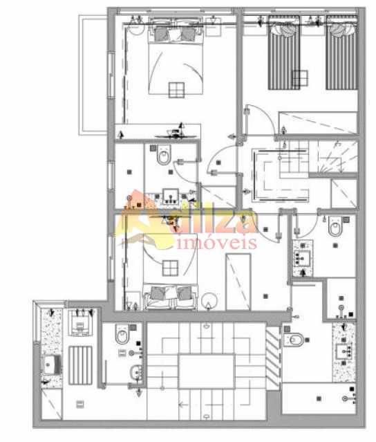 fotos-32 - Casa de Vila à venda Rua Carlos de Vasconcelos,Tijuca, Rio de Janeiro - R$ 1.150.000 - TICV50002 - 16
