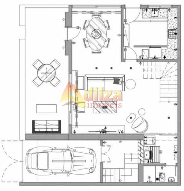 fotos-33 - Casa de Vila à venda Rua Carlos de Vasconcelos,Tijuca, Rio de Janeiro - R$ 1.150.000 - TICV50002 - 17