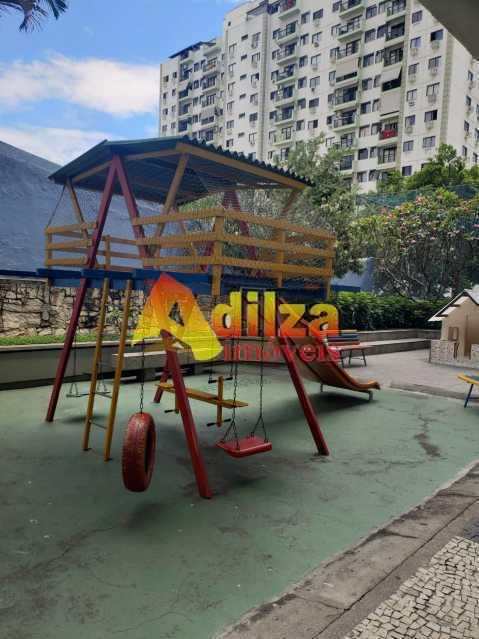 2268_G1612380082 - Apartamento à venda Rua Santa Amélia,Tijuca, Rio de Janeiro - R$ 575.000 - TA22371 - 27
