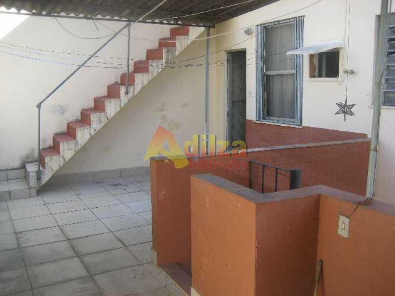 023508022823740 - Casa à venda Rua São Miguel,Tijuca, Rio de Janeiro - R$ 460.000 - TR30156 - 6