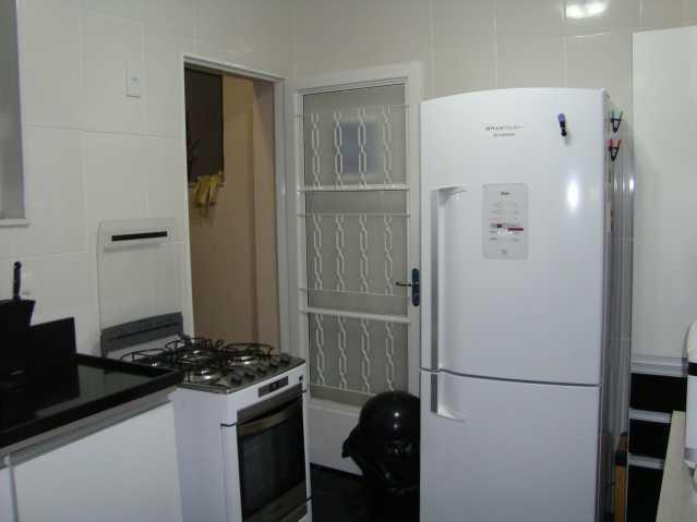 cozinha 1 - Imóvel Casa de Vila À VENDA, Tijuca, Rio de Janeiro, RJ - TICV00001 - 7