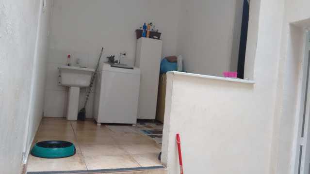 lavanderia 1 - Imóvel Casa de Vila À VENDA, Tijuca, Rio de Janeiro, RJ - TICV00001 - 10