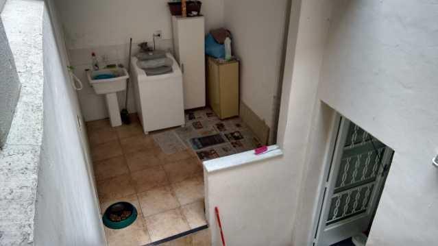 lavanderia 2 - Imóvel Casa de Vila À VENDA, Tijuca, Rio de Janeiro, RJ - TICV00001 - 11