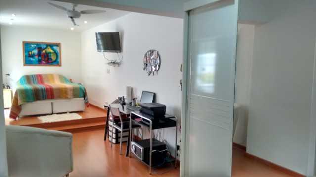 Quarto casal 2 - Imóvel Casa de Vila À VENDA, Tijuca, Rio de Janeiro, RJ - TICV00001 - 13